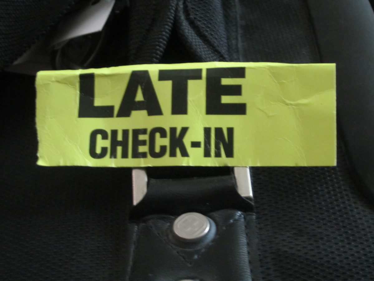 Late Check-In