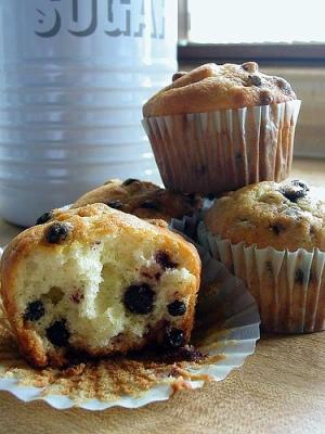 Muffins, yum.