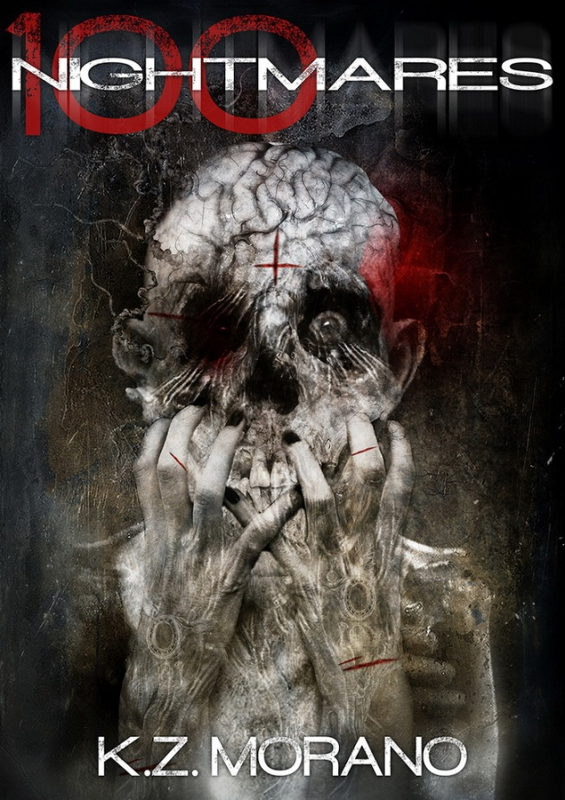 Copy of 100 nightmares ebook cover