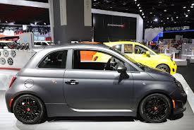 A Fiat 500 Sport. It feels as bitty as it looks. Image Source: TechGlimpse.com