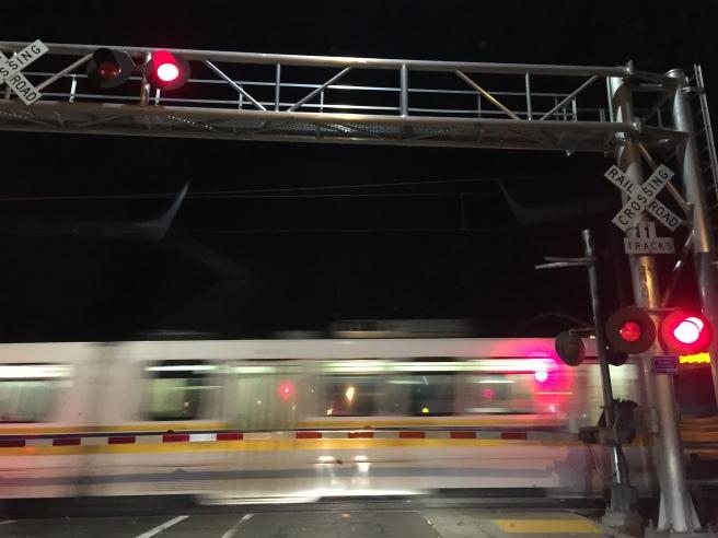 RailroadCrossTime